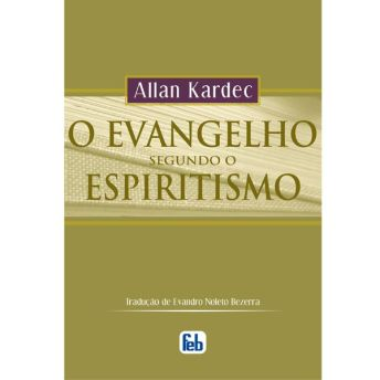 CAPA EVANGELHO SEGUNDO ESPIRITISMO