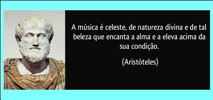Frase A Musica E Celeste De Natureza Divina E De Tal Beleza Que