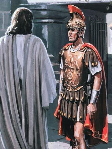 Jesus e o centurião