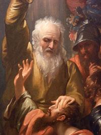 Ananias e Paulo