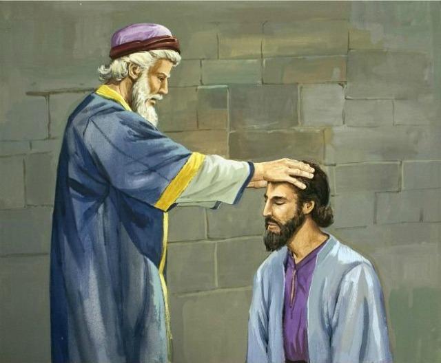 serve ao Senhor até o final de sua vida