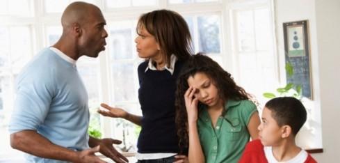 conflitos domésticos e divórcio